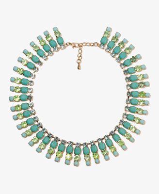 Colorful Pattern Necklace