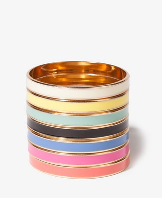 Lacquered Bangle Set