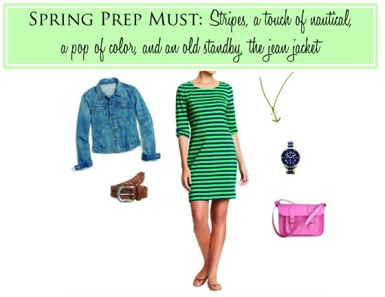 Spring Prep 1